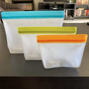 (re)zip Stand-Up Reusable Storage Bag